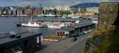 Норвегия - телефонный код Осло, и полезные телефоны города