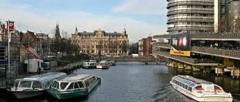 Амстердам - рестораны, бары, кафе