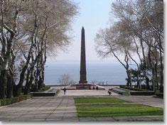 Достопримечательности Одессы: памятники Великой Отечественной Войны