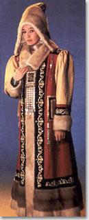 История Саамских Костюмов