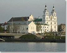Города Белоруссии по алфавиту