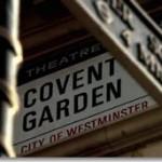 Район Covent Garden в Лондоне