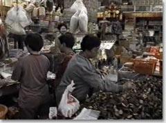 Путешествие по Бангкоку. Рынки, тук-туки.