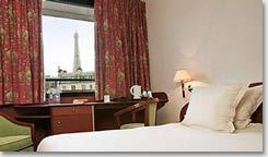 Еще один список недорогих гостиниц Парижа