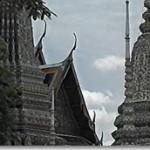 Храм Ват По в Бангкоке