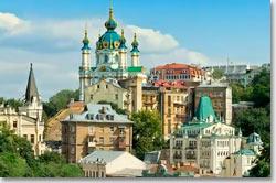 Список городов на этот раз украины