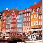 Города Дании, список по алфавиту