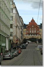 Хельсинки - столица Финляндии