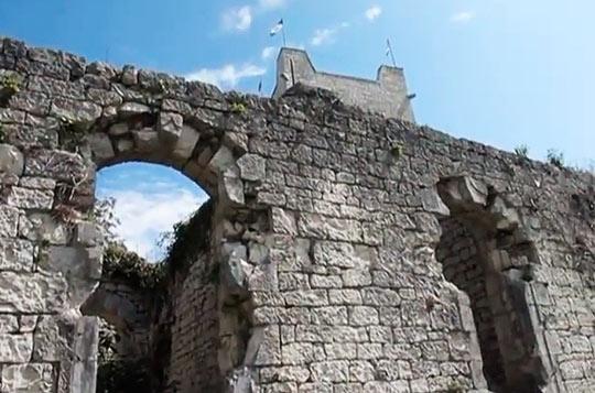Анакопийская крепость 1