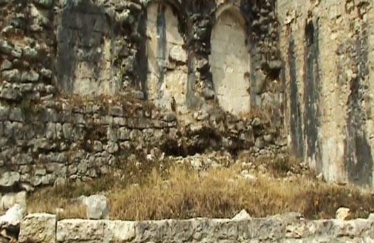 Анакопийская крепость - археологическая ценность