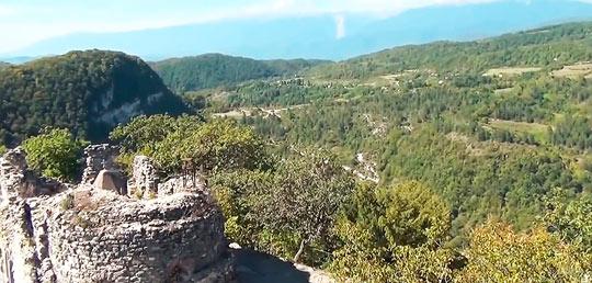 Анакопийская крепость 8