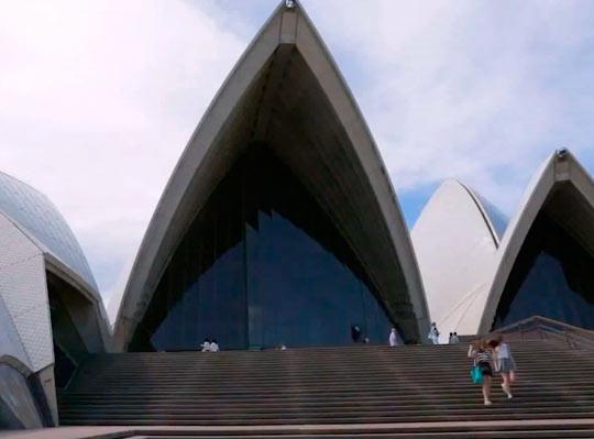 Сиднейский оперный театр 10