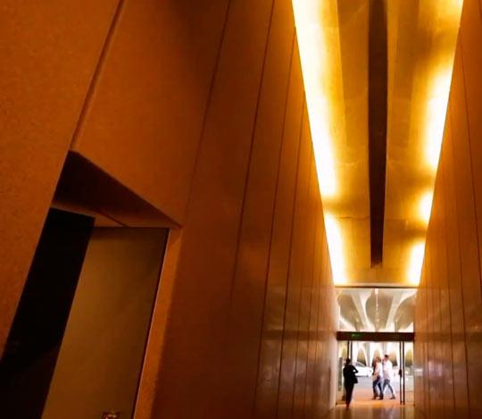 Комнаты Сиднейского оперного театра