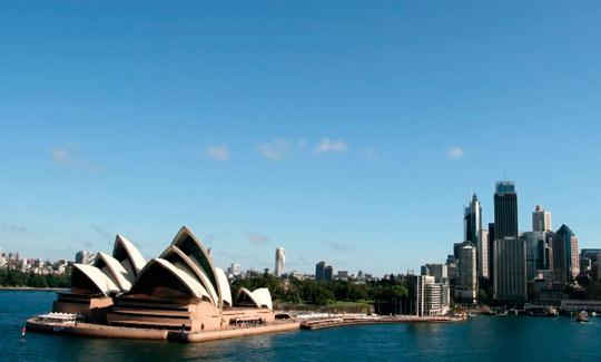 Сиднейский оперный театр 03