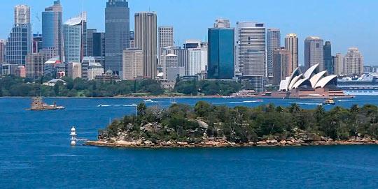 Сиднейский оперный театр 04