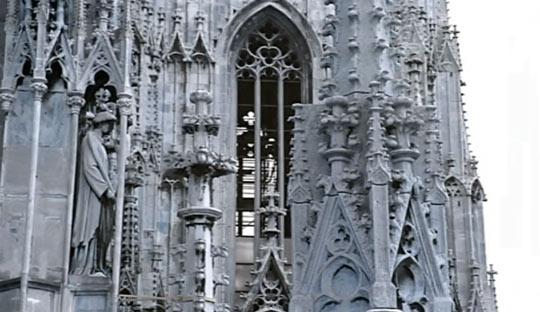 Грандиозность готического стиля