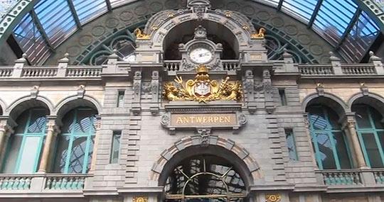 Железнодорожный вокзал Антверпена_01