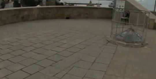 Девичья башня, смотровая площадка
