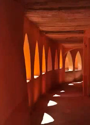 Архитектура в долине Мзаб удивительно проста