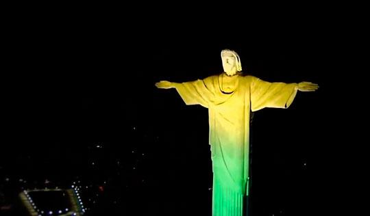 Статуя Христа Искупителя 2