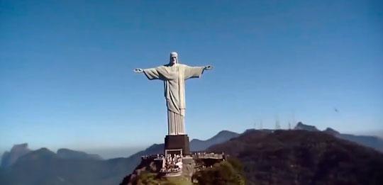 Статуя Христа Искупителя 3