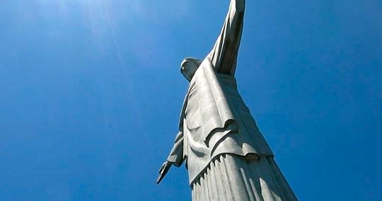 Статуя Христа Искупителя 5