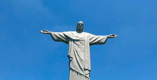 Статуя Христа Искупителя 6