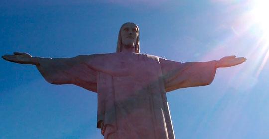 Статуя Христа Искупителя 8