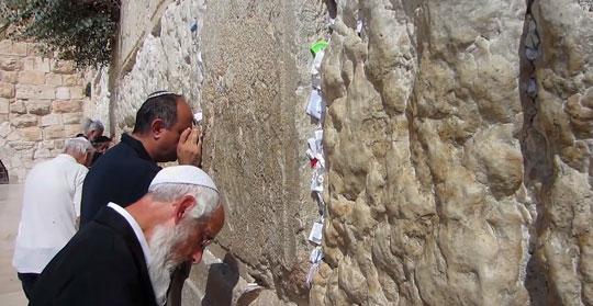 Стена Плача 11
