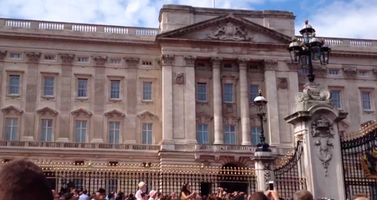 Букингемский дворец 11