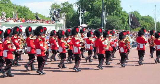 Букингемский дворец 14