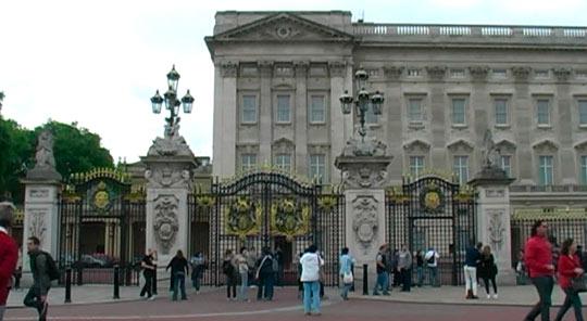 Букингемский дворец 05