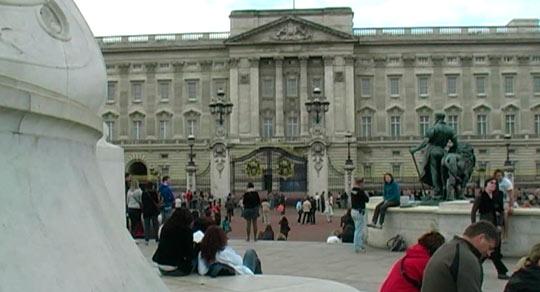 Букингемский дворец 06