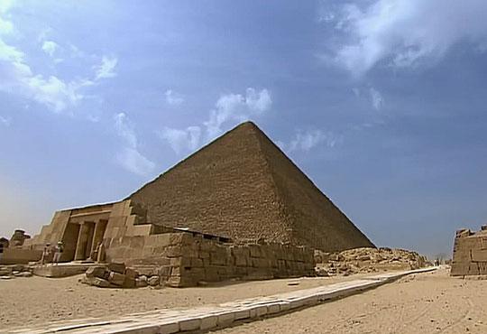Пирамида Хеопса 10