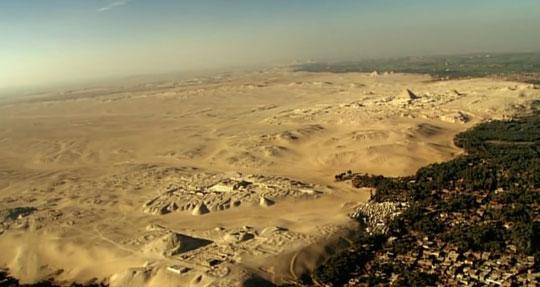 В 1168 году арабы сожгли часть Каира