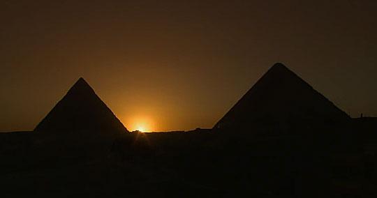 Пирамида Хеопса 16