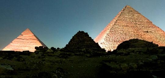 Пирамида Хеопса 5
