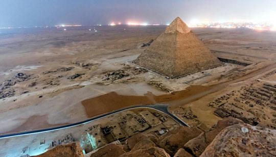 Пирамида Хеопса 6