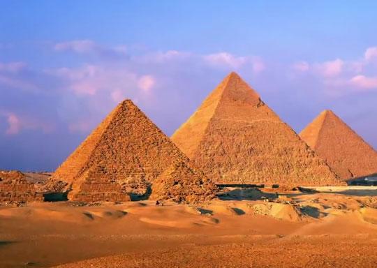 Пирамида Хеопса 8