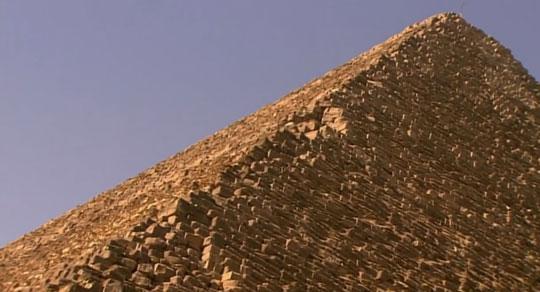 Камни Пирамиды Хеопса