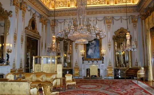 Букингемский дворец внутри 2