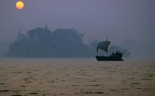 Река Ганг - священная река