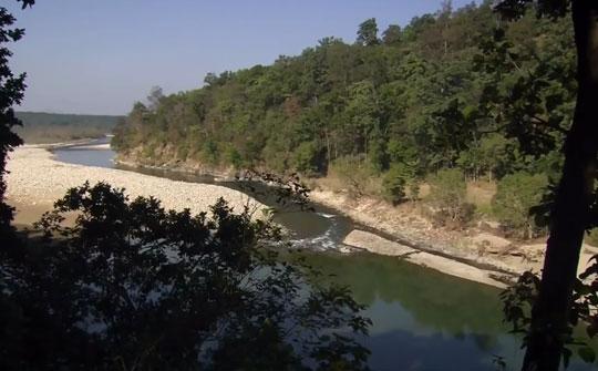 Река Ганг 7