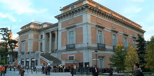 Музей Прадо в Испании