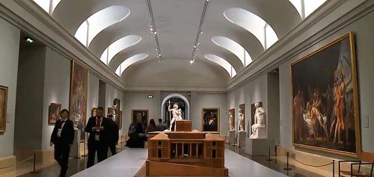 Экспонаты музея Прадо