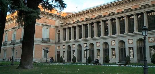 Музей Прадо, Испания