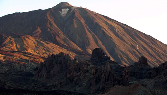 Вулкан Тейде 1