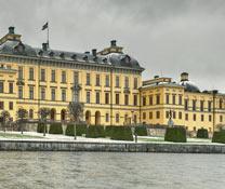 Дроттнингхольмский дворец