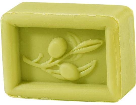 Оливковое мыло ручной работы