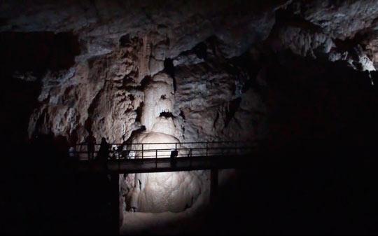Новоафонская пещера 1